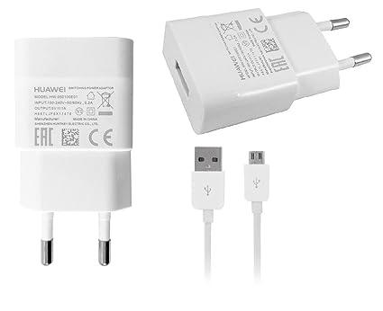 Huawei HW-050100E01 Adaptador de carga Original + Cable de ...