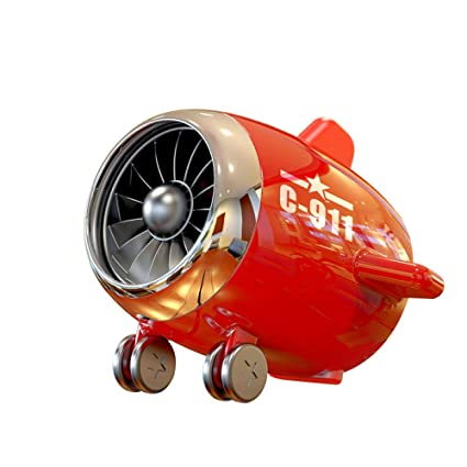 Amazon com: TJZY Aircraft Shape Bluetooth Speaker Mini