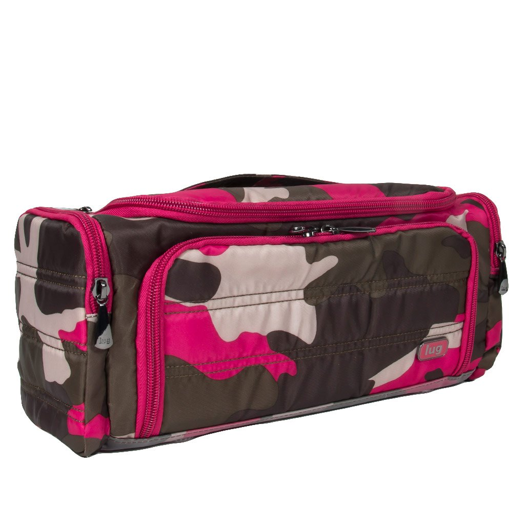 Lug Trolley Toiletry Case, Painted Pearl, One Size (Model: Trolley -Painted Pearl) LUGCA