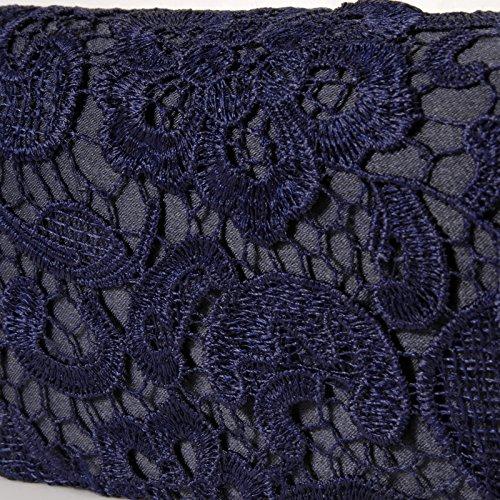 Anladia - Cartera de mano Mujer azul marino