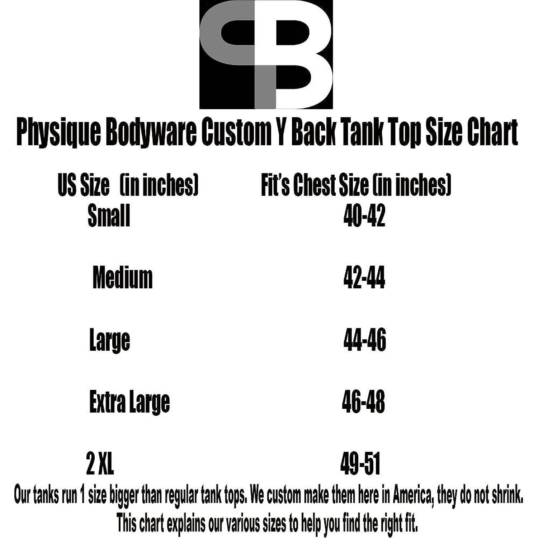 Amazon physique bodyware mens y back stringer tank top made amazon physique bodyware mens y back stringer tank top made in america clothing nvjuhfo Gallery