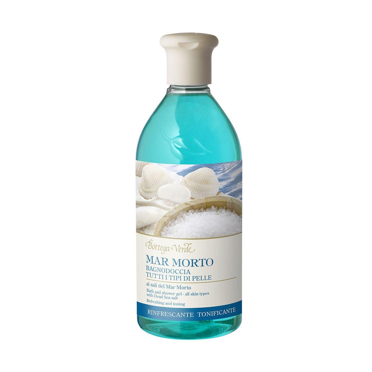 Bottega Verde Mar Morto Sorgente Di Benessere Bagnodoccia