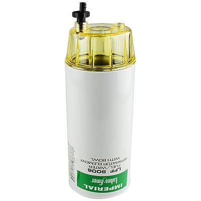 Luber-finer LFF9006-6PK Heavy Duty Fuel Filter, 6 Pack: Automotive [5Bkhe0101910]