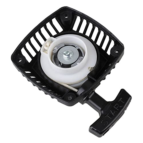 Mxfans D10056 Black Plastic Metal Pull Starter 23Cc 26Cc 29Cc 30Cc For All Rc1 5 Model Car