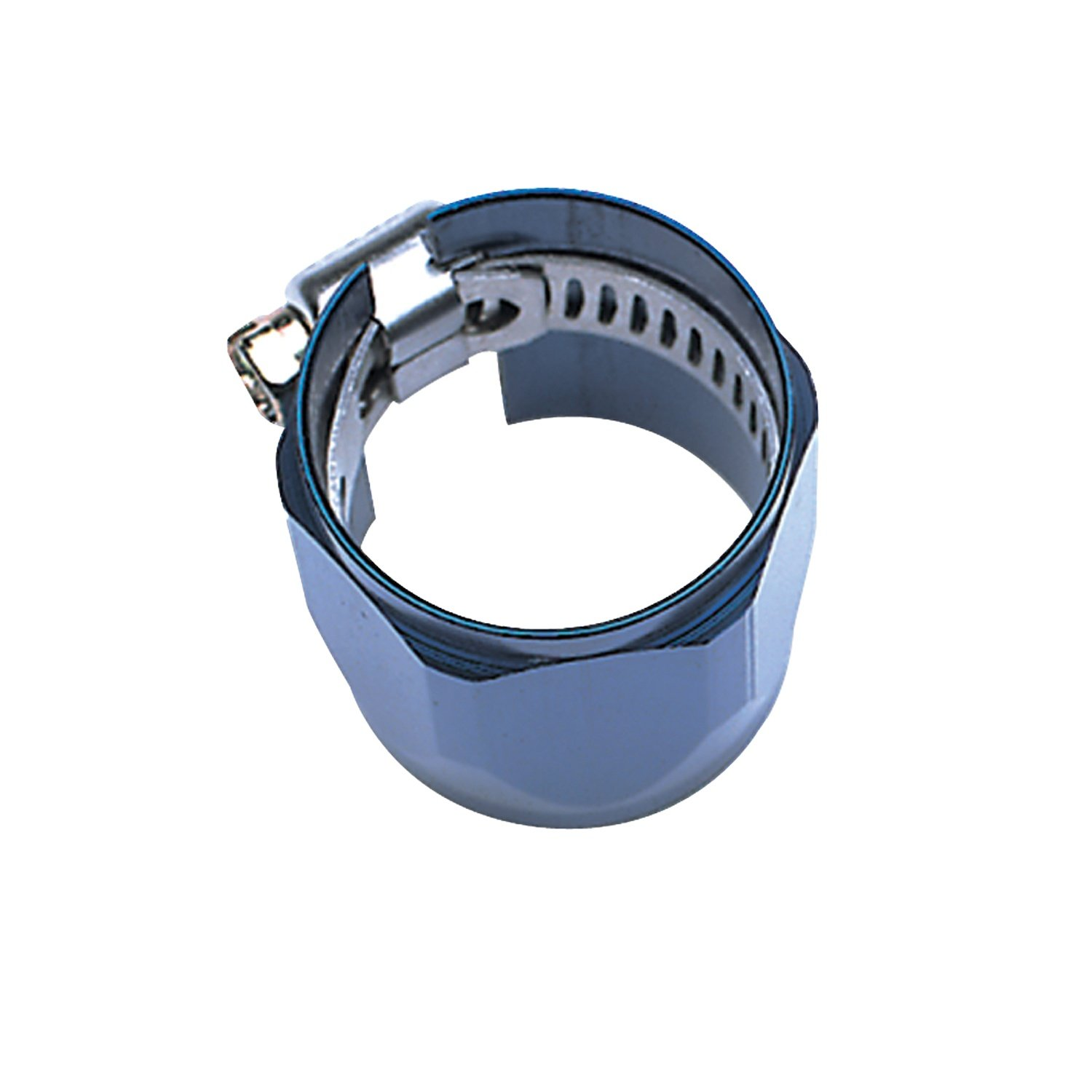 Edelbrock/Russell 623260 Blue Anodized Aluminum -6AN Tube Seal Fuel Hose End RUS-623260
