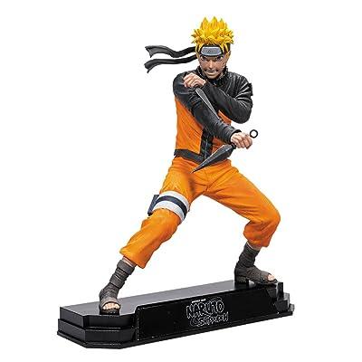 """McFarlane Toys Naruto 7"""" Collectible Action Figure: Toys & Games"""