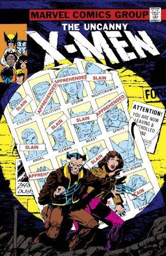 X-Men: Days Of Future Past TPB (Graphic Novel Pb) by Chris Claremont (2004-10-01)