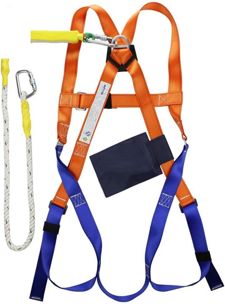 GG-climbing seat belt Arneses Cuerpo Exterior arnés Trabajo ...