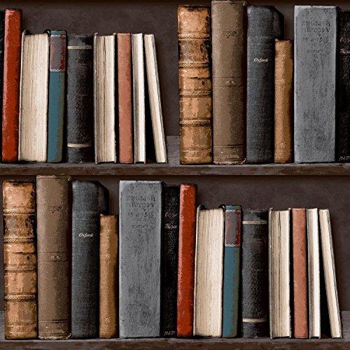 Bookshelf Wallpaper - 5