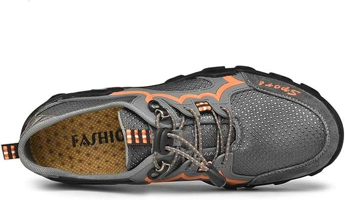 Zapatillas Casual para Zapatos De Hombre Talla Grande Más Zapatos De Hombre para Escalar Al Aire Libre: Amazon.es: Zapatos y complementos