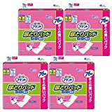 Japan Health and Personal - [Case] ??sell Atento incontinence pad super absorption about two times 76 sheets ?4 pieces for women (for tape type) *AF27*