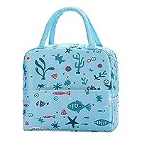 Deals on Eddizu Oxford Cloth Lunch Bag