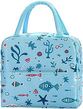 Eddizu Oxford Cloth Lunch Bag