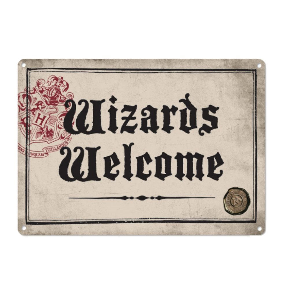 Amazon.com: Auténtica Harry Potter Wizards Bienvenido A5 ...
