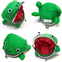 Avias Knife Supply Cute Frog Coin Wallet Cosplay Anime Naruto Plush Purse