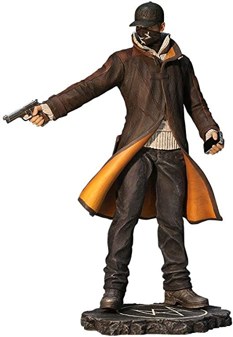 Ubisoft - Figura Aiden De Watch Dogs - Collectors: Amazon.es ...
