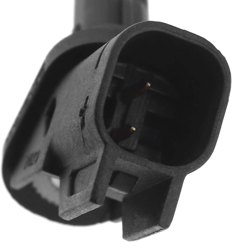 OTOTEC BP4K43701A Capteur ABS de Vitesse de Roue de Voiture 2 Broches Capteur ABS de Remplacement pour Ford Focus Avant conducteur c/ôt/é Passager