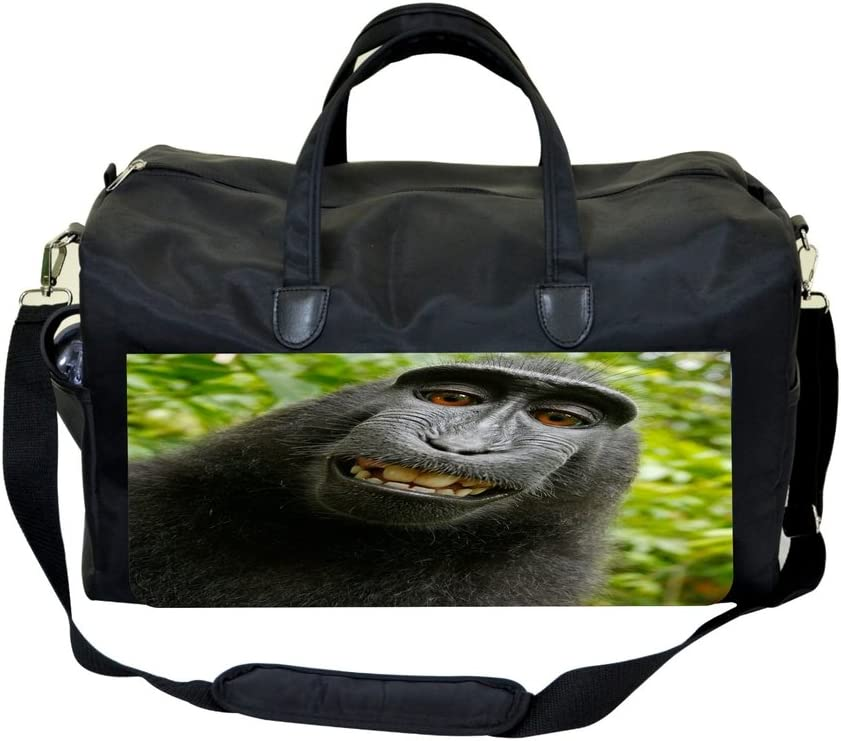 Monkey Selfie Sports Bag