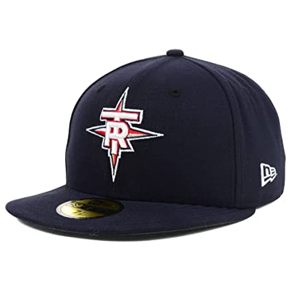 Amazon.com   New Era Tacoma Rainiers MiLB 59FIFTY Cap   Sports Fan ... 8dbf17afcd9