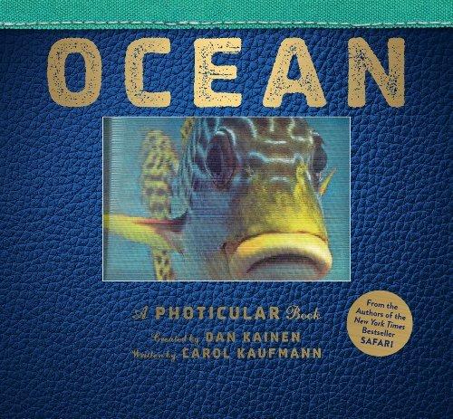By Dan KainenOcean: A Photicular Book[Hardcover] October 7, 2014