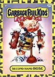 secondhand co - 2011 Garbage Pail Kids Flashback Series Two #22a Second Hand Rose - NM-MT