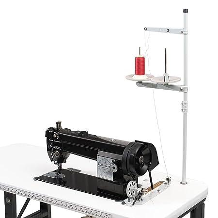 Sailrite fabricante herramienta de trabajo de costura recta máquina de coser Industrial con mesa y Servo Motor: Amazon.es: Juguetes y juegos