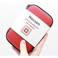 68-teiliges Erste-Hilfe-Set , HOUSON First Aid Kit Wasserdichte Medizinische Notfalltasche Haus, Auto, Camping, Wandern, Sport, Arbeit, Büro, Boot, Überleben und Reisen