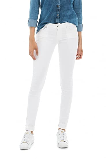 fb49498523 Salsa Colette Skinny Jeans in Colour: Amazon.co.uk: Clothing