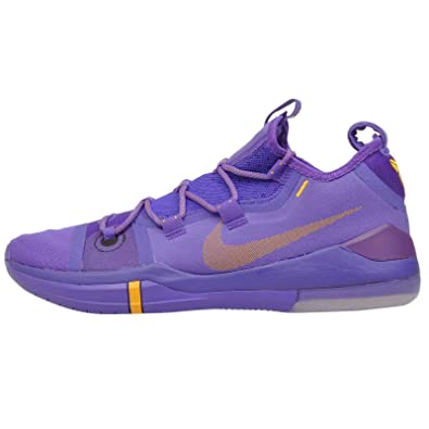 sports shoes d1aa6 6f14b Nike Men's Kobe AD (11.5 M US, Hyper Grape/University Gold)