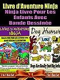 livre d aventure ninja ninja livre pour les enfants livre de pet box set skateboard pets dog jerks french edition