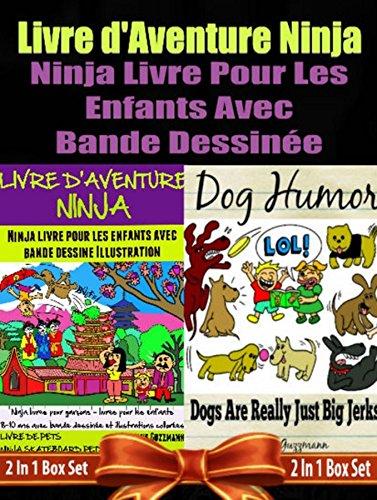 Amazon.com: Livre dAventure Ninja: Ninja Livre Pour Les ...