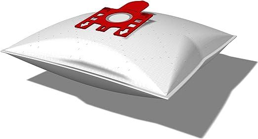 10 Bolsas de Aspiradora (MSP5) para, Miele F, J, M, Miele S 371, S ...