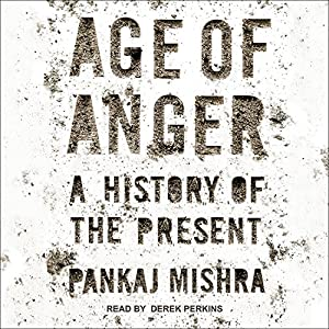 Age of Anger Audiobook