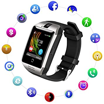 ZLOPV Pulsera Activa Bluetooth Smart Watch SmartWatch ...