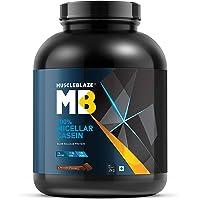 MuscleBlaze 100% Micellar Casein - 2kg with 100 gm creatine free