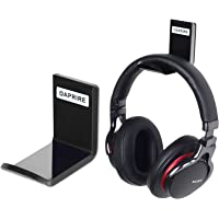 Headphone Stand Hanger Wall Mount - Pack of 2 OAPRIRE Acrylic Headphone Holder Hook, Stick-On Gaming Headset Stand with…