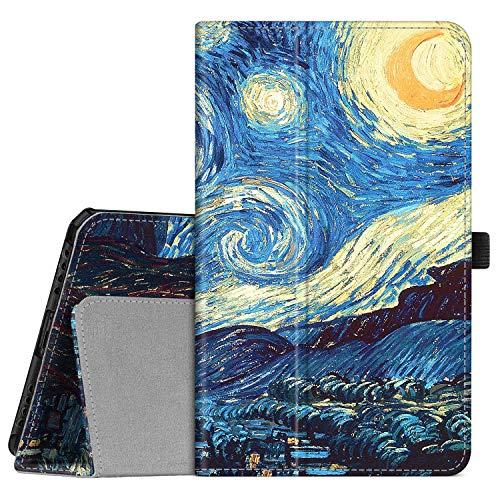 کیف چرمی Fintie برای تبلت سامسونگ مدل Galaxy Tab A 8.0 2019 (SM-T290 Wi-Fi, SM-T295 LTE)