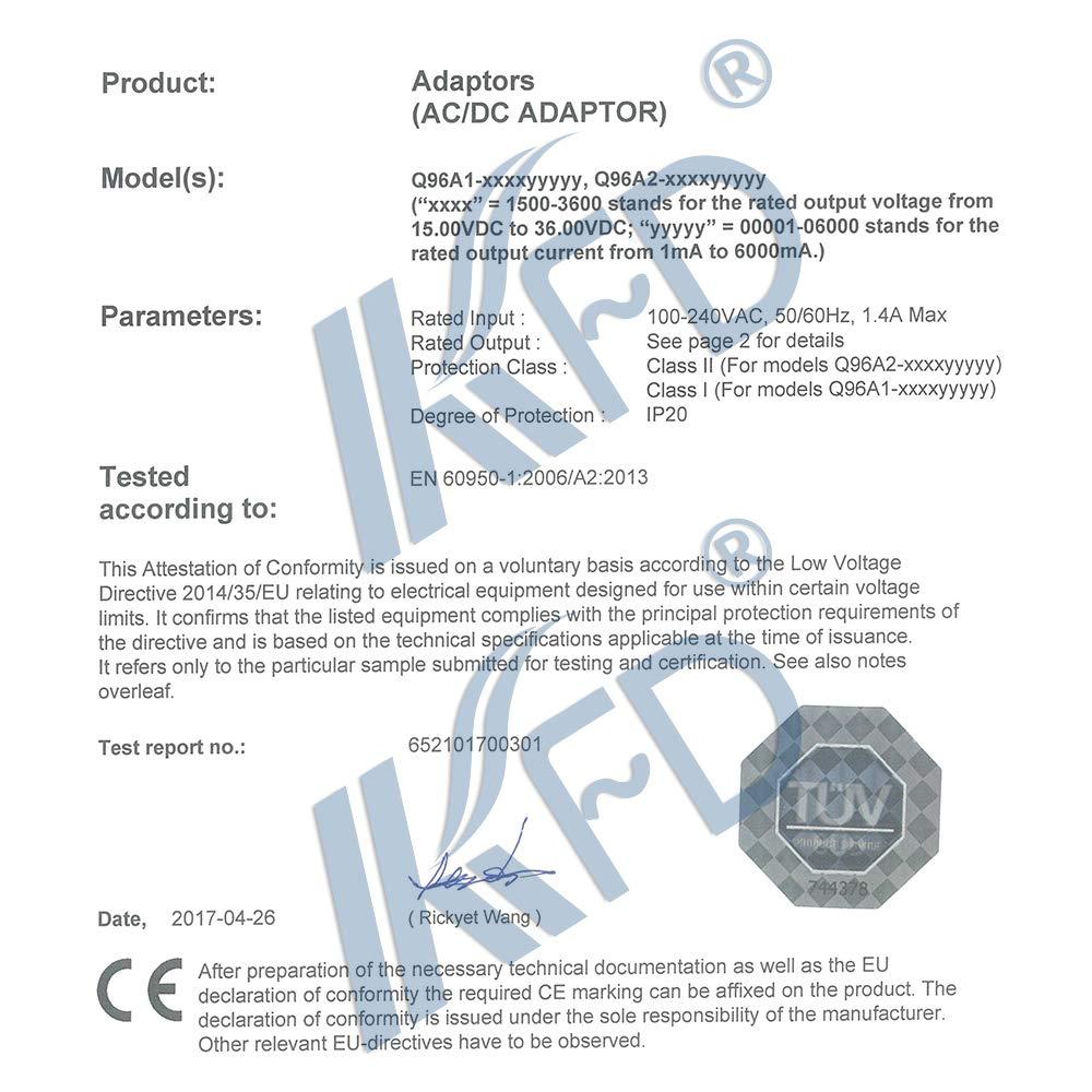 KFD 65W-45W Caricatore Notebook Adattatore PC Portatile Alimentatore per Asus Q302L Q302LA Q302UA Q503UA Q504UA X200 X201 X200CA X202E X540LA X540S X540SA F510UA Caricatori alimentatori Caricabatterie
