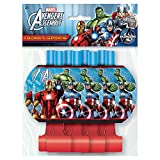 Marvel Avengers Party Blowers, 8ct