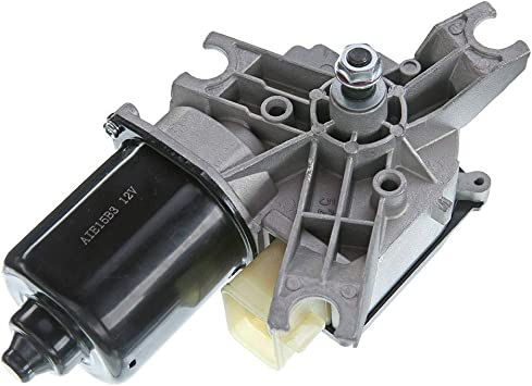 A-Premium Windshield Wiper Motor for Isuzu Hombre GMC Sonoma Jimmy Chevrolet S10 Blazer Oldsmobile Bravada 1994-1997 Front