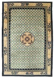 Alfombra china antigua peking 183x283 alfombra moderna - Alfombras dormitorio amazon ...