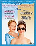 Princess Diaries / Princess Diaries 2 (10th Anniversary Edition) (Blu-ray + DVD) (Version française)