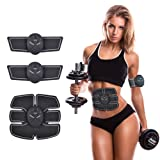 Amazon Price History for:ABS Stimulator & Muscle Toner, Abdominal Toning Belt, EMS Muscle Trainer Wireless Body Gym Workout Home Office Fitness Equipment For Abdomen/Arm/Leg Training Men Women