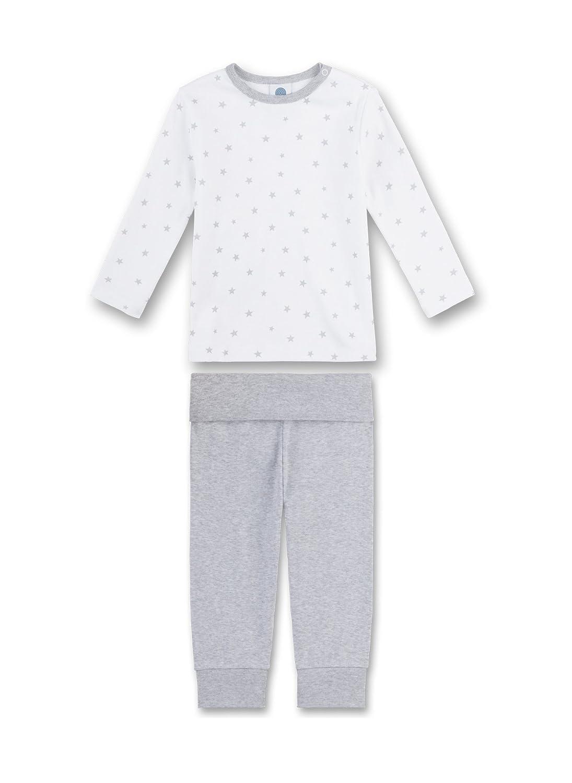 Sanetta Unisex Baby Zweiteiliger Schlafanzug Pyjama Long 221293.0