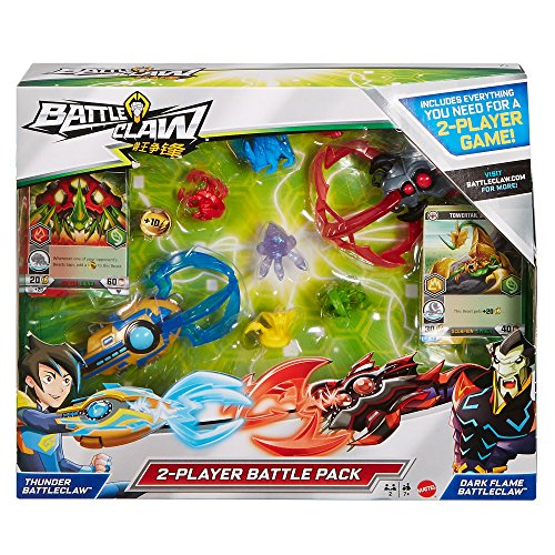 Battleclaw Battle Pack 2-Player Starter Pack