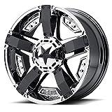 xd series rims chrome - KMC XD Series | XD81178043810 | 17 Inch | XD811 Rockstar II Wheel/Rim | Chrome | 17x8 Inch | 5x5.0/135/5x127.00/5x135.00 | 10mm