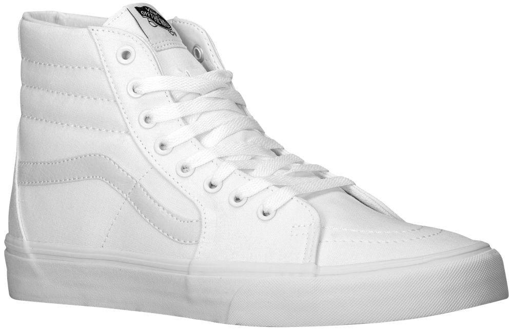 [バンス] Vans Sk8-Hi - メンズ カジュアル [並行輸入品] B071GL1B2L US14.0 True White