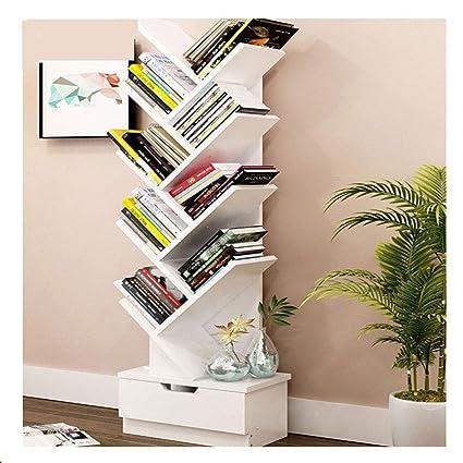 Gokiu Arbre Bibliothèque Forme à Arbre Livres Étagère 3jLc4S5ARq