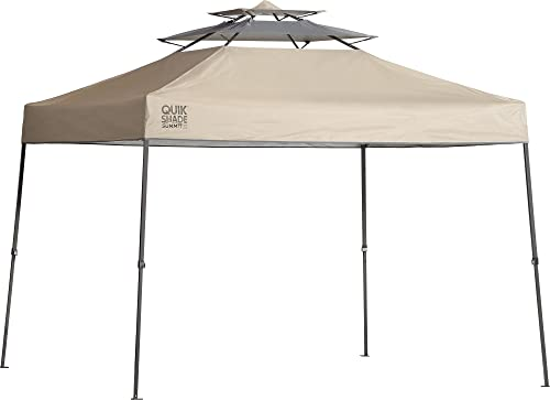 Quik Shade Summit 10 X 10 ft. Straight Leg Canopy