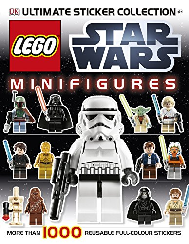 Lego Star Wars Minifigures Ultimate Sticker Collection (Ultimate Stickers)